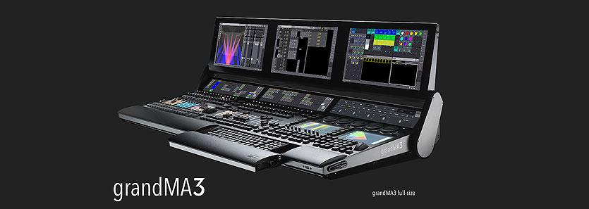 grandMA3 Software 1.0.0.3