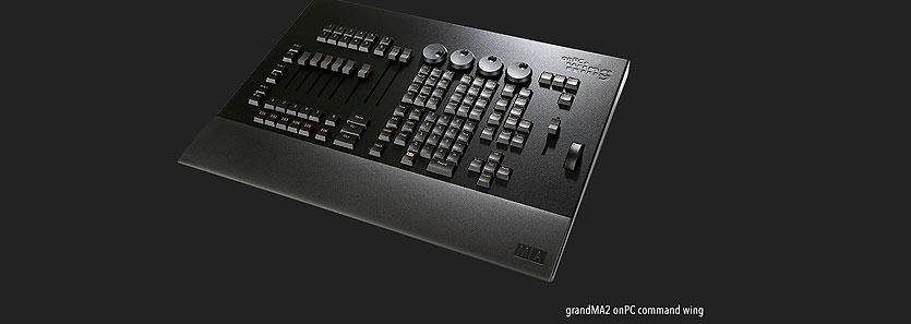 grandMA2 onPC Software 3.8.0.0