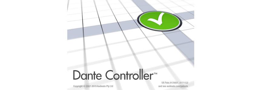 Dante Controller V4.2.3.1 (Windows)